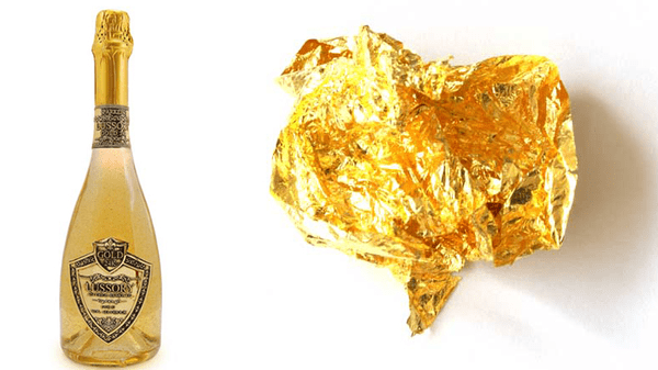 Lussory 'Halal wine' with 24-carat edible gold leaf released in Dubai