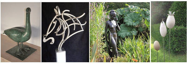 Sculpture Exhibition 2015 1st May – 1st September