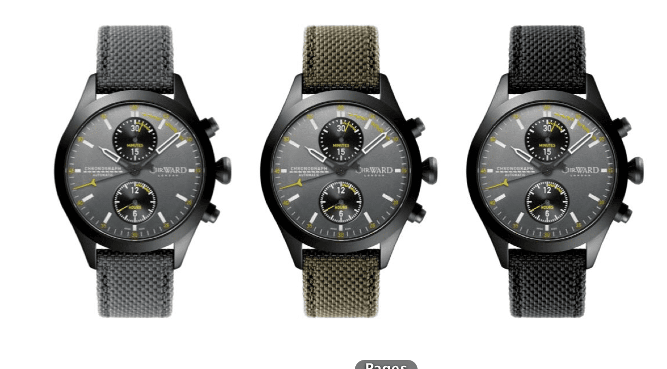 CHRISTOPHER WARD EXPANDS C1000 TYPHOON COLLECTION WITH NEW COCKPIT EDITION