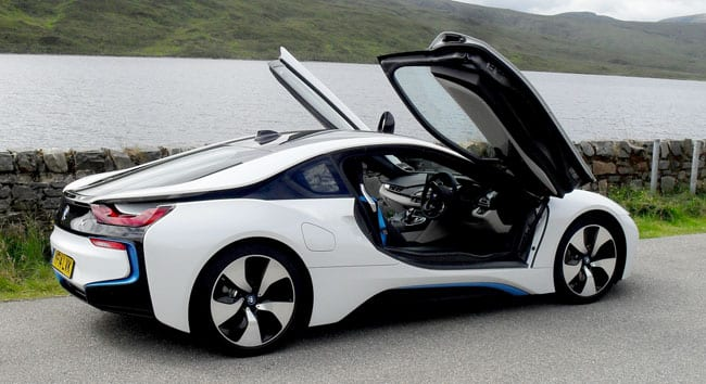 The Bmw I8 British Muslim Magazine