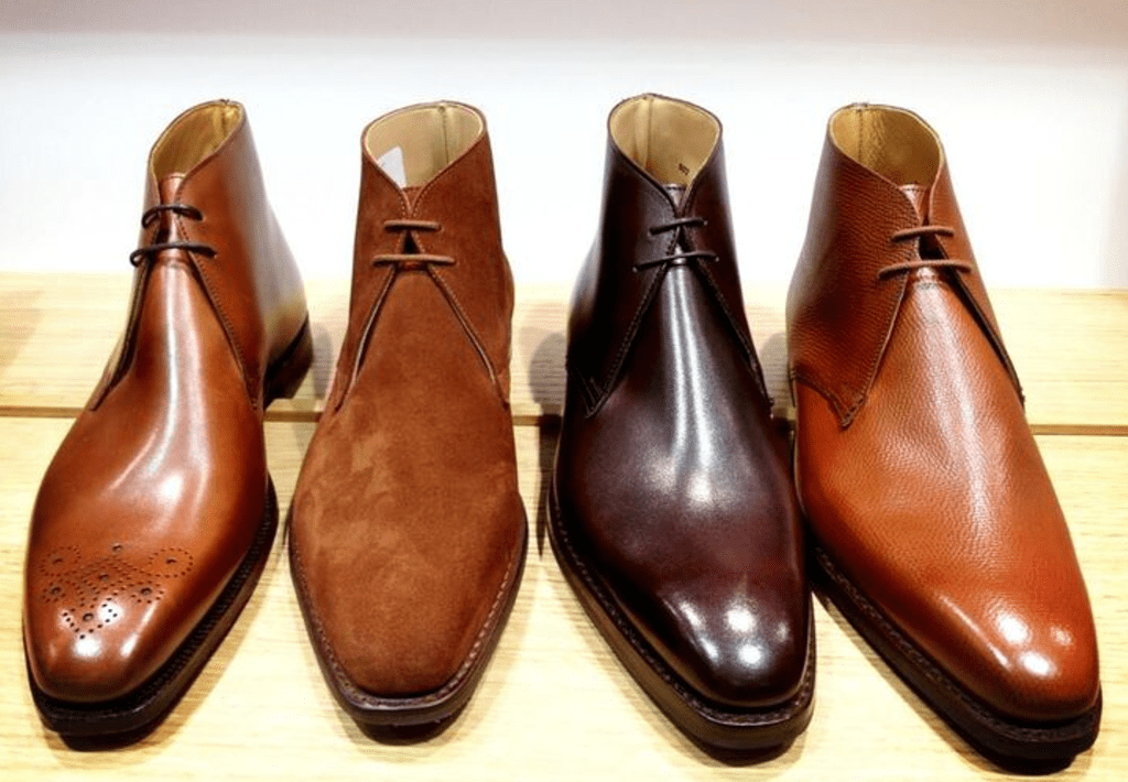 Top 5 British Shoes For Men