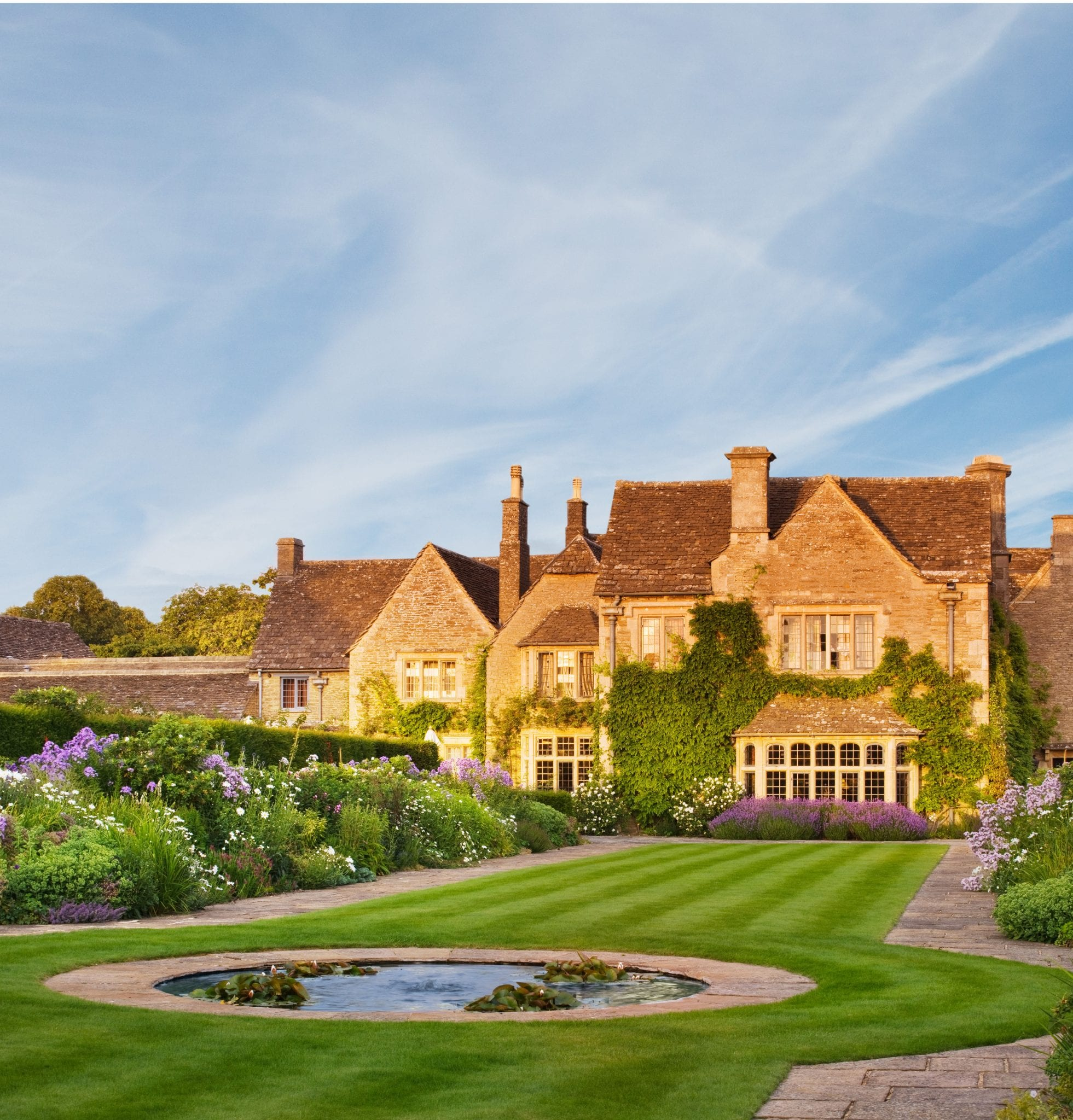 A weekend at Whatley Manor