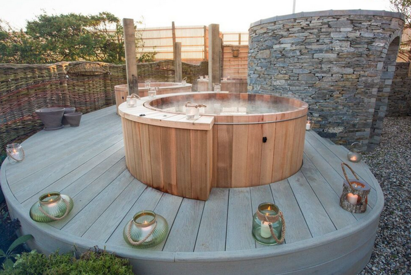 The Sensory Spa Garden at Bedruthan