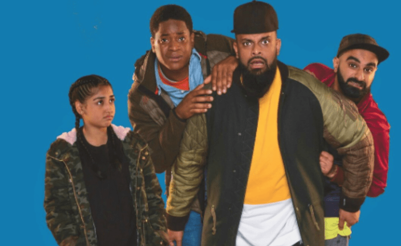 GUZ KHAN'S MAN LIKE MOBEEN COMING TO BBC THREE SOON