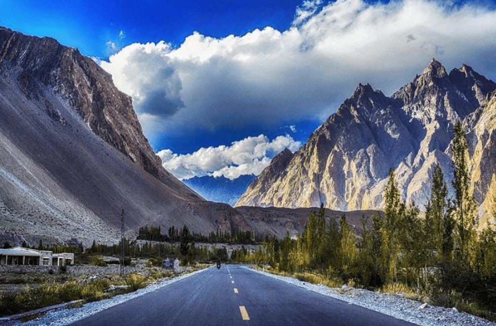 British Backpacker Society describe Pakistan as the best destination to travel to in 2018