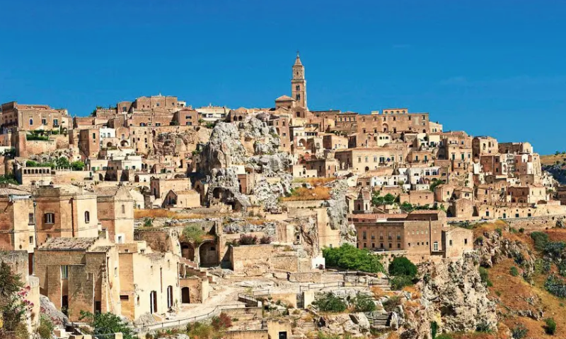 Matera, Basilicata, Italy – European Capital of Culture 2019
