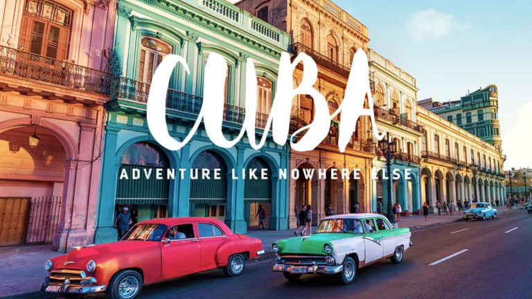 Cuba – Top 5 things to do